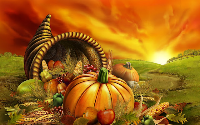 Free Thanksgiving Wallpapers for iPad and iPhone 5