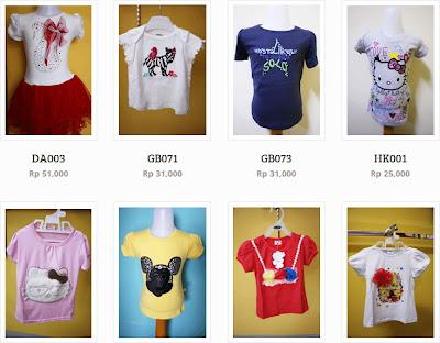 Surga Bagi Anda Membeli Baju Grosir Anak