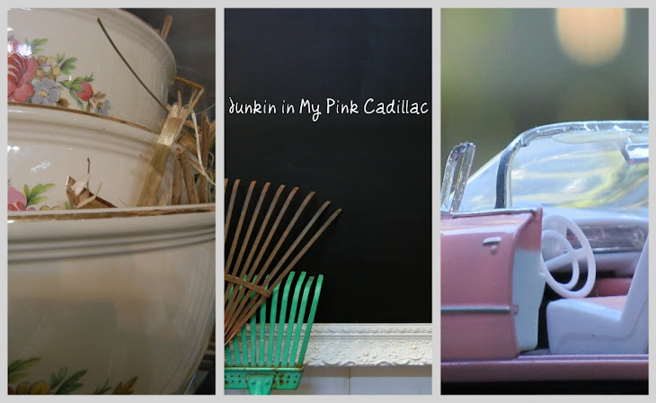 Junkin in My Pink Cadillac