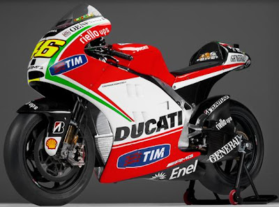 Ducati Desmosedici GP12