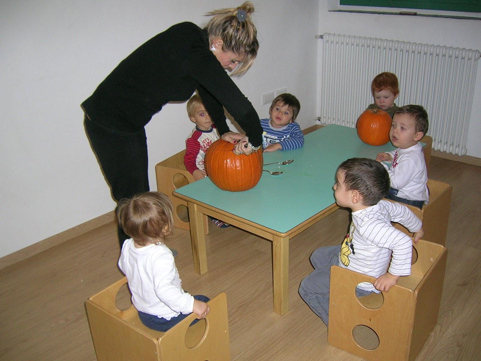 """spesso Servizio Educativo """"I Fenicotteri"""": La zucca di halloween all  FD56"""