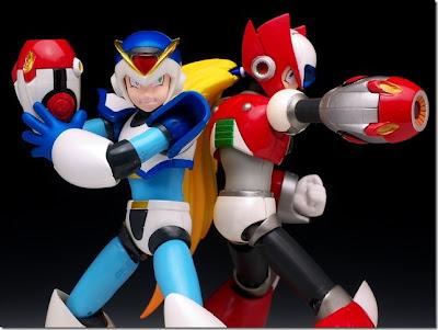 D-Arts Megaman X Full Armor Ver