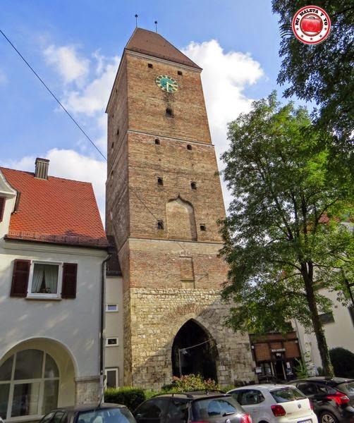 Ulm, puerta de acceso