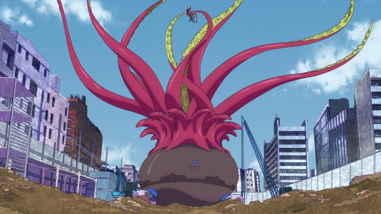 my shiny toy robots: anime review: world conquest zvezda plot