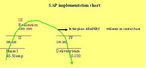 SAP ABAP: Types of Projects in SAP