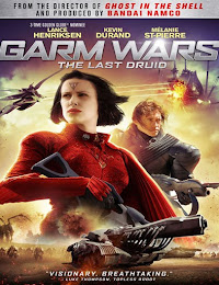 Garm Wars: The Last Druid (2014) [Latino]