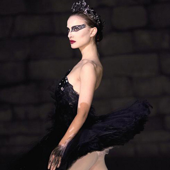 As for their huge about of work designing 40 ballet dresses for 'Black Swan'