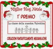 UN BELLISSIMO PREMIO DALLA MAESTRA ALESSIA