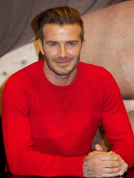 Wear it like beckham david beckham at nyc hm bodywear launch david beckham was all smiles at the new york city launch for his spring 2014 bodywear line to promote the new line david held a meet and greet for the m4hsunfo