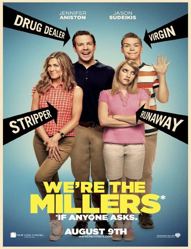 Ver Somos los Millers (We're the Millers) (2013) Online