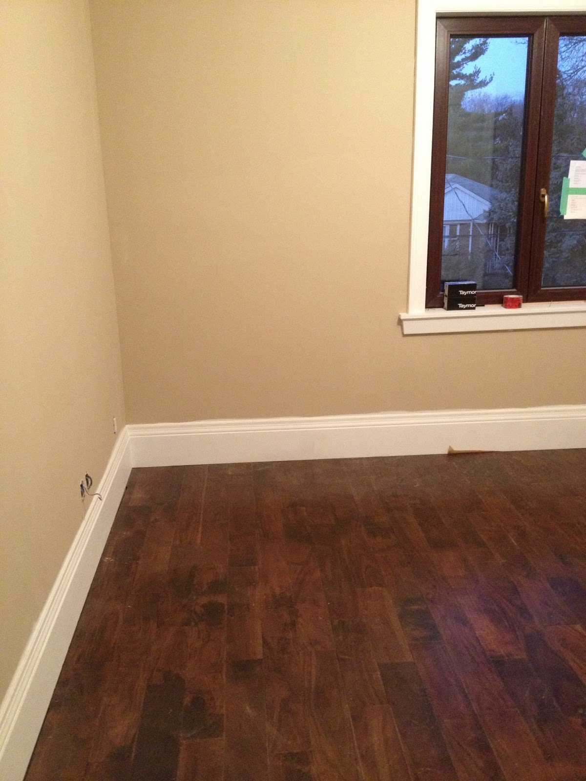 The reno coach passive house project in toronto our new for Hardwood floors toronto