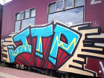 MYGS JTP Graffiti