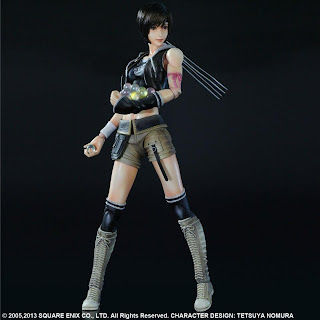 Square Enix Play Arts Kai Final Fantasy VII Advent Children Yuffie Figure
