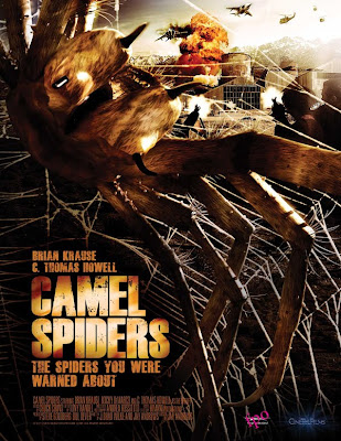 Watch Camel Spiders 2011 Hollywood Movie Online | Camel Spiders 2011 Hollywood Movie Poster