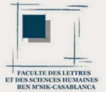 Faculté des Lettres et Sciences Humaines Ben M'Sik