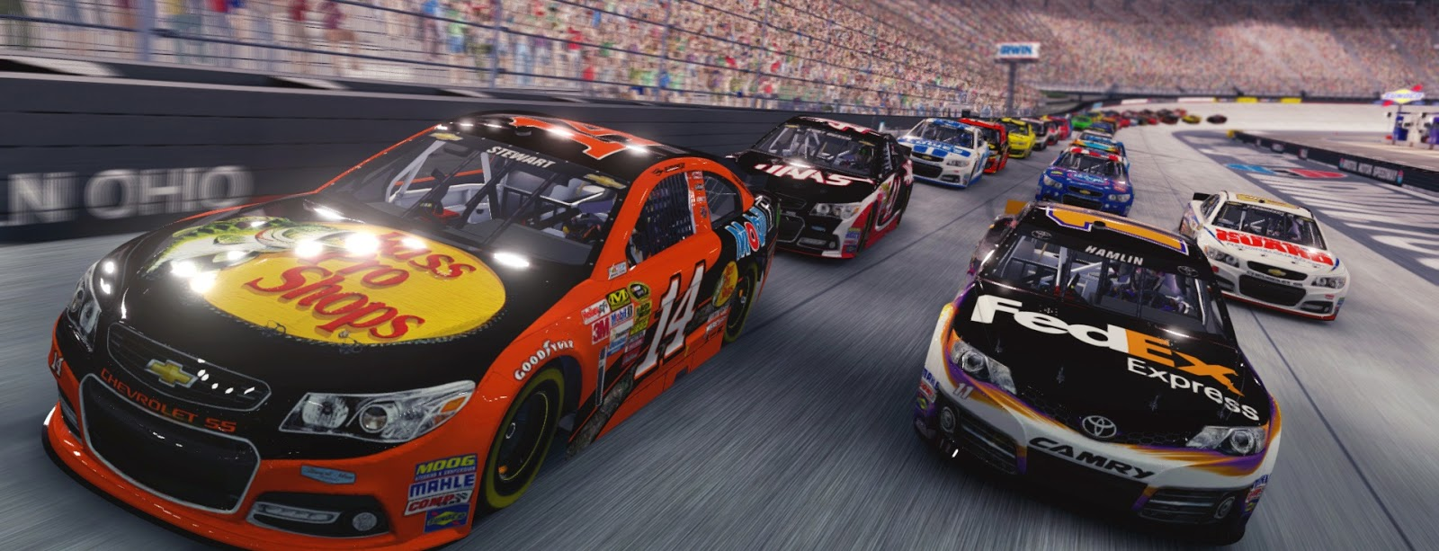 NasCar 14 Pc Game Full Version Free