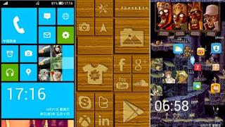 Tema Keren dan Menarik di Android dengan Launcher Terbaik
