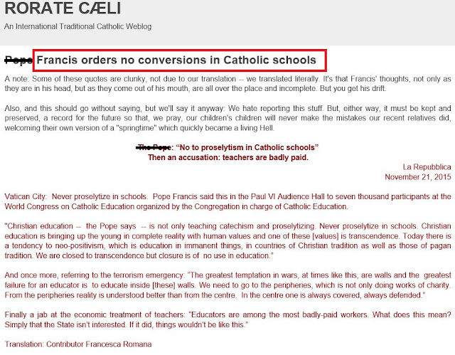 http://rorate-caeli.blogspot.com/2015/11/pope-francis-orders-no-conversions-in.html