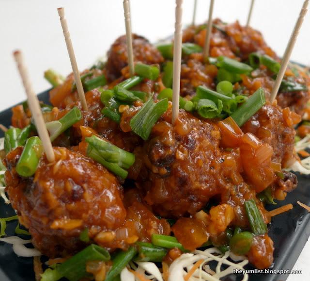 WTF, What Tasty Food, Vegetarian Restaurant, Bangsar