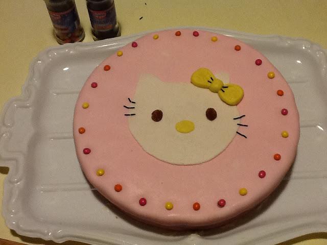 торт на день рождения девочки 5 лет