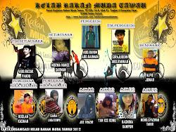 Carta Organisasi Kelab Rakan Muda Bagi Tahun 2012