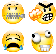 Sametime Emoticons