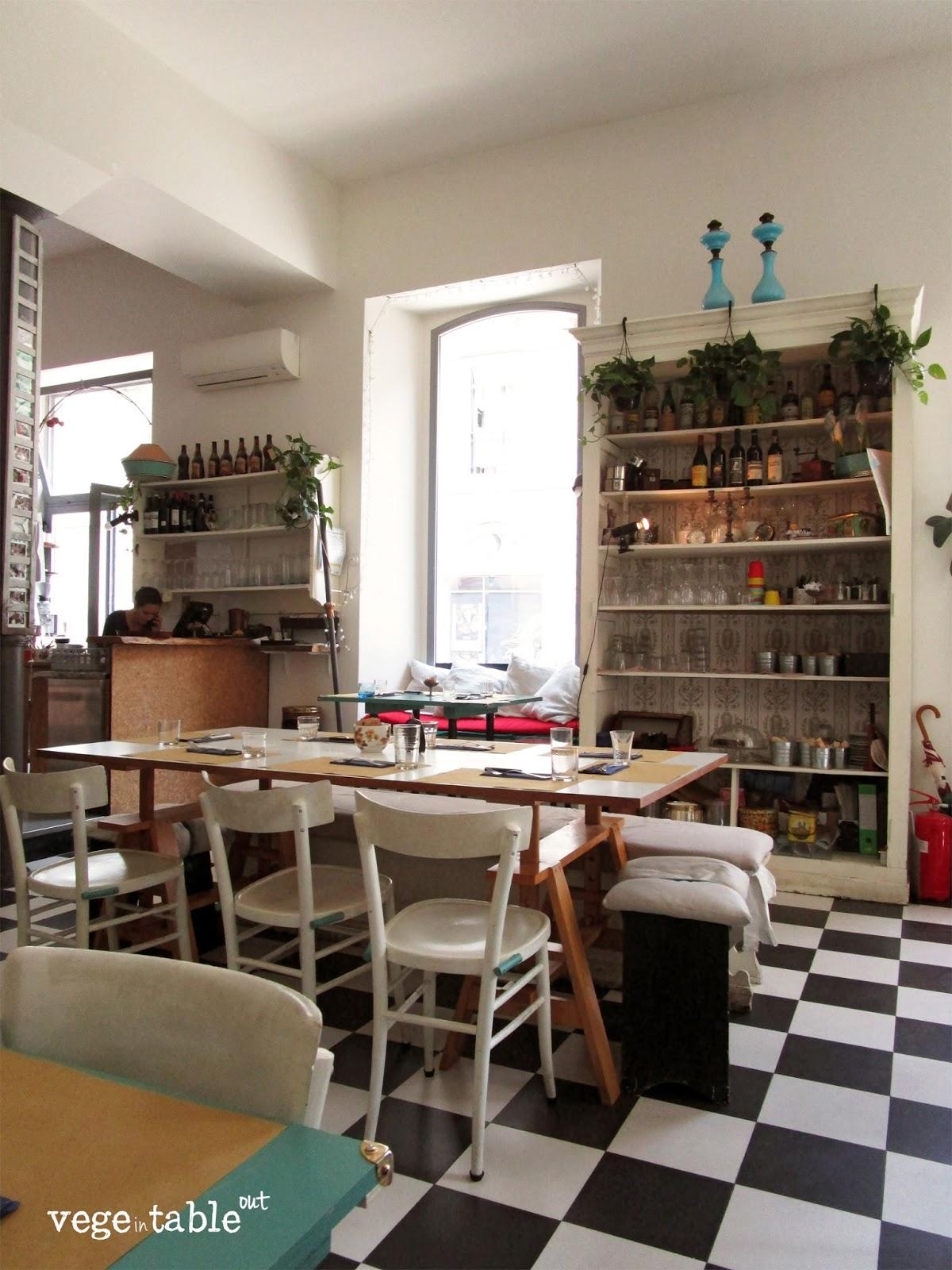 vegeintable: ma...valà...banco e cucina a milano - E Cucina Verona