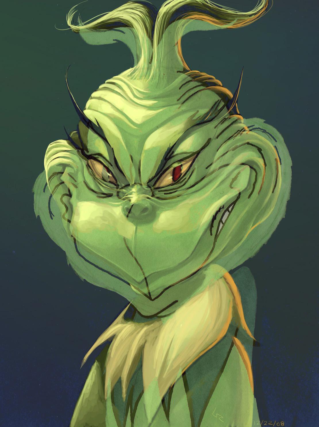 mimundokf: YO Grinch