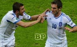 Yunani-vs-Rusia 1-0 EURO-2012