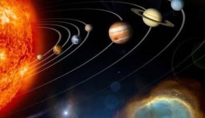 21 декабря 2012 года, парад планет