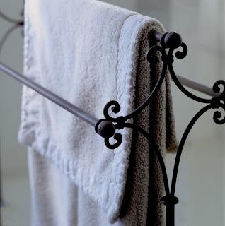 toallero hierro