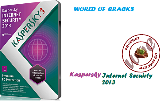Kaspersky Internet Security 2013 Full Version With Keys & Trial Reset
