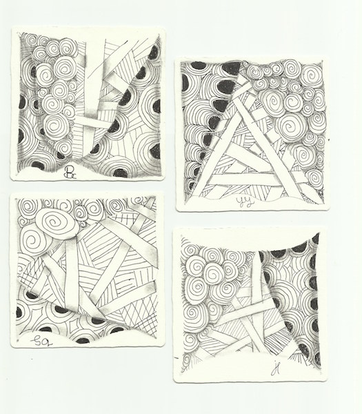 Zentangle classes Singapore, Certified Zentangle Teacher Singapore