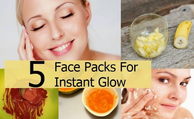 Beauty Tips for Instant Glowing skin - Homemade Remedies for Getting fair Skin Naturally