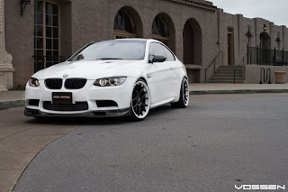 BMW 3 Series on Vossen HD Wallpaper