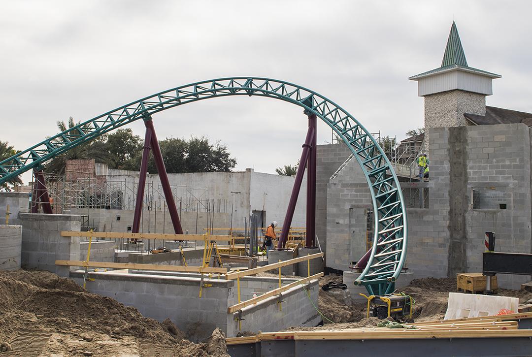 Nueva Atracci N Cobra Vida En Busch Gardens Tampa