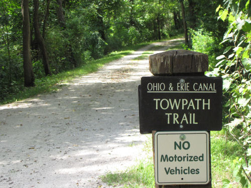 Ohio & Erie Canal Trail