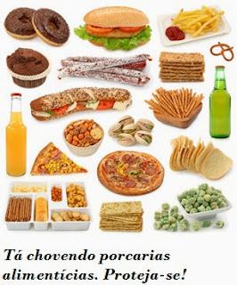 Tá Chovendo Hambúrguer e outras porcarias mais!!!
