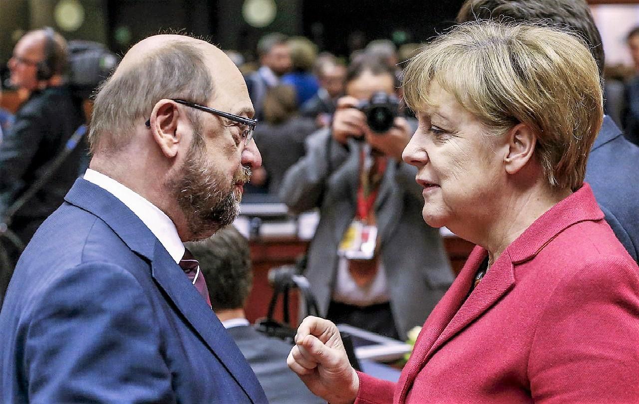 24 de setembro: Eleições na Alemanha