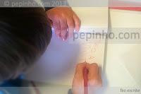 Teo escribe