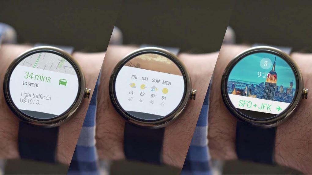 Smartwatch Moto 360: O relógio inteligente da Motorola