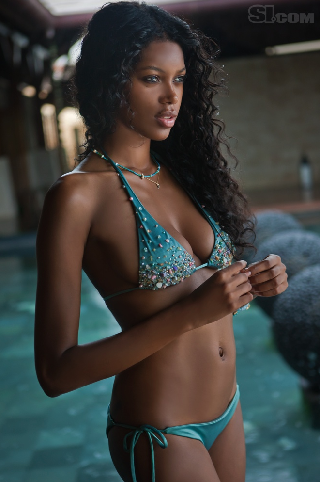 Consider, african black bikini models not pleasant