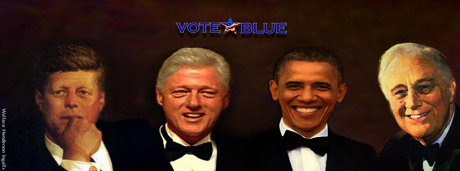 DEMOCRATS MOVE AMERICA FORWARD