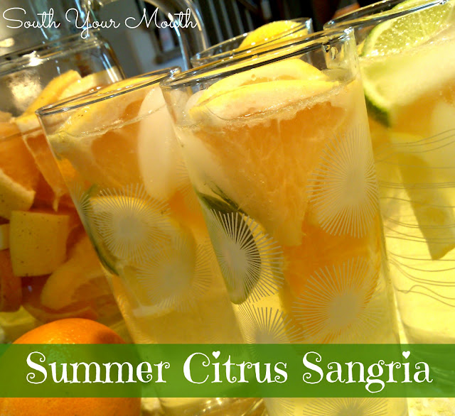 South Your Mouth: Summer Citrus Sangria
