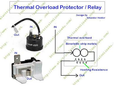 overload protector diagram