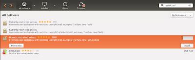 Install dukungan MP3 Ubuntu