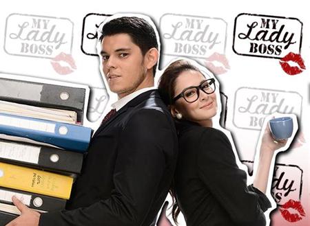 My Lady Boss Gross P13.9-M in 5 Days | Box Office Mojo