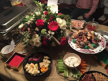 Legislator Provides Centerpieces to Christmas Parties in LD 13