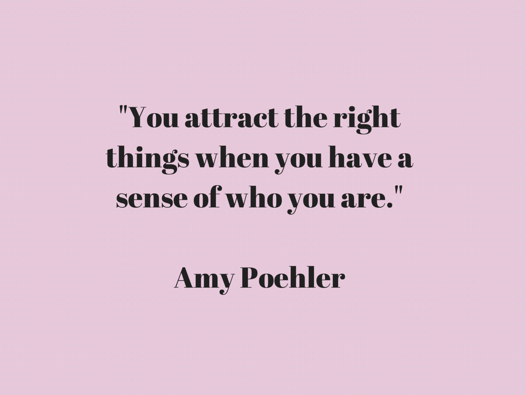 Amy Poehler - Quote - Inspiration