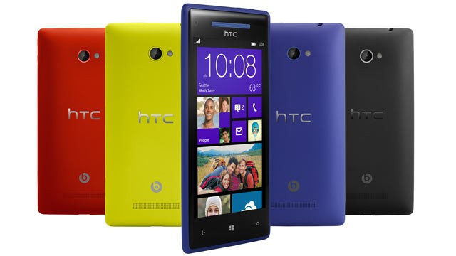 HTC replicate Nokia Lumia